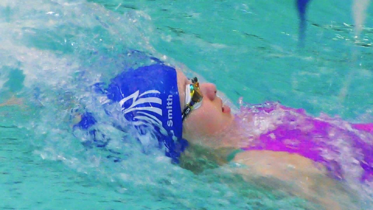 Cardiff International Open Meet Sees Budding Age Groupers Deliver
