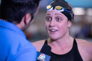 Madisyn Cox Confident After Training Camp with Ledecky, Smith (Video)
