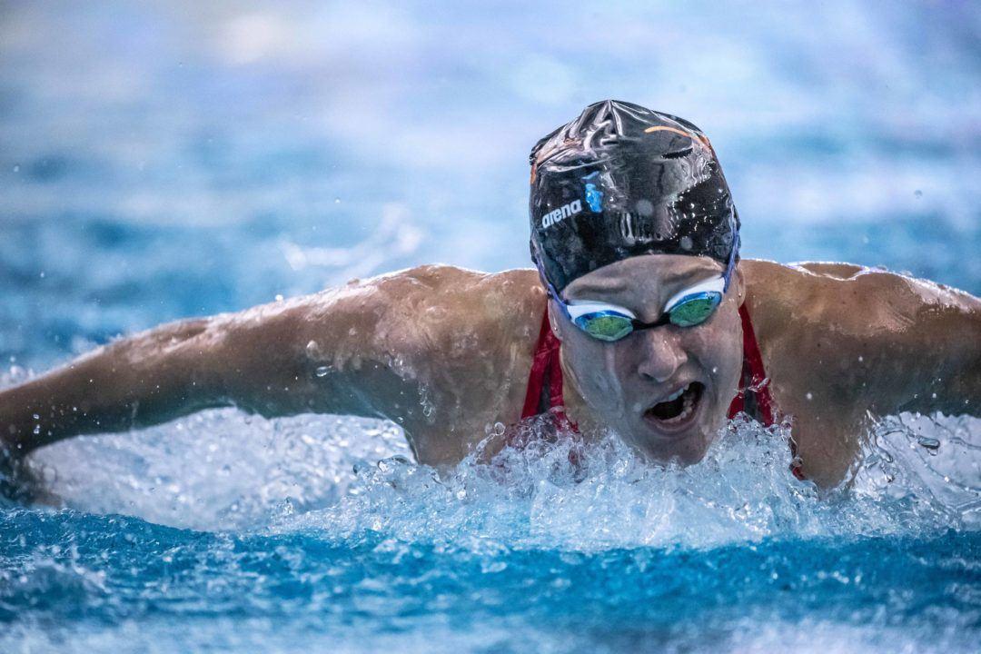 Dolfin Swim of the Week: Madisyn Cox Hits 2:00 in 200 Free in Return Swim