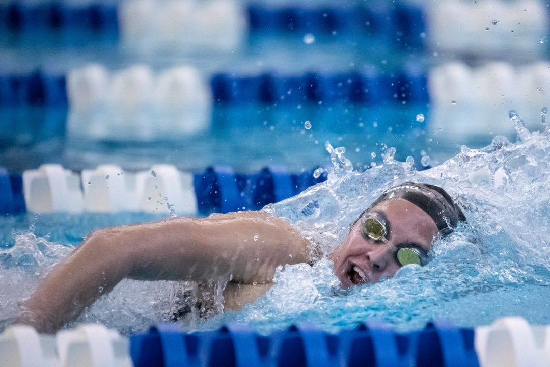 Makayla Sargent Swims Lifetime Best by 1.3 Seconds in 200 Fly Trial