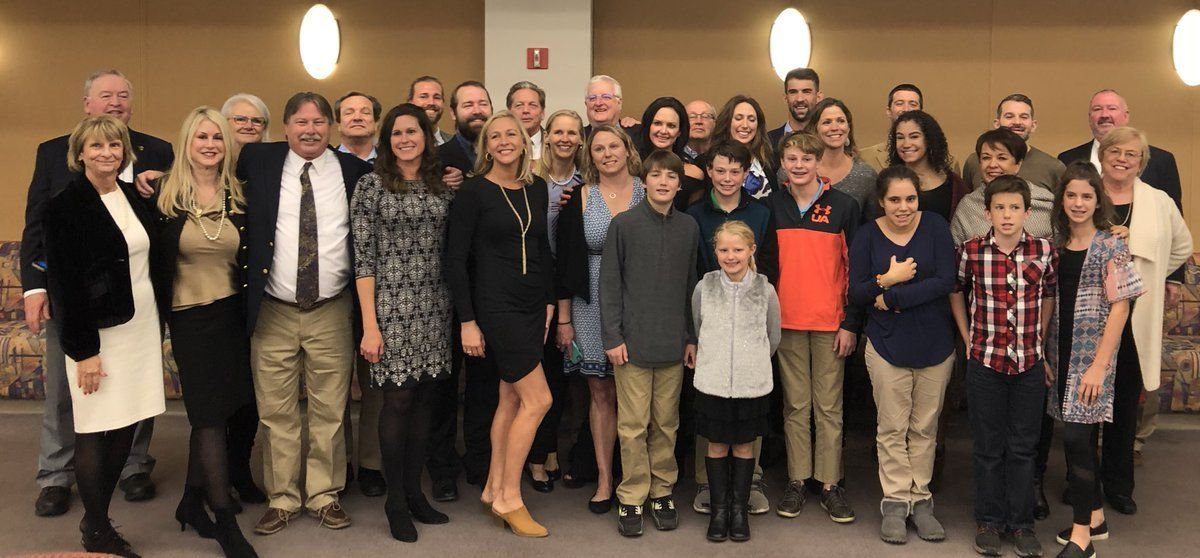 7-Time World Record Holder Kight-Wingard Inducted into Maryland HOF