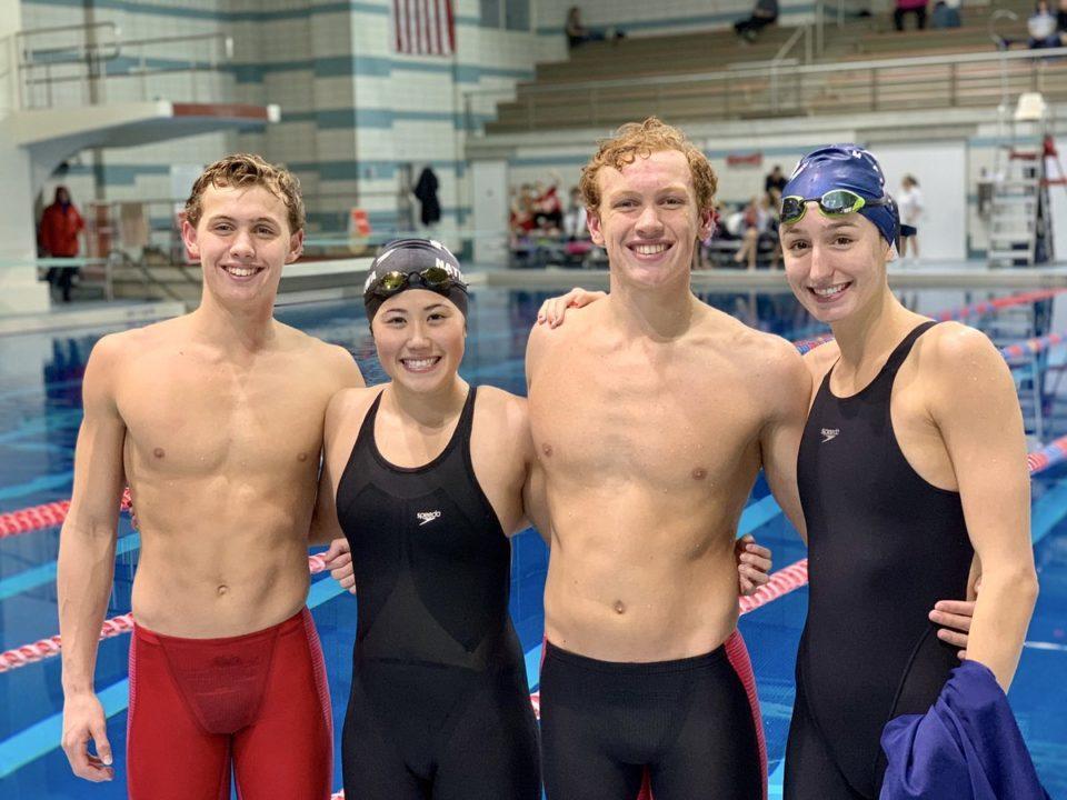 Ohio State Swim Club, Dayton Raiders Win Ohio LSC Titles