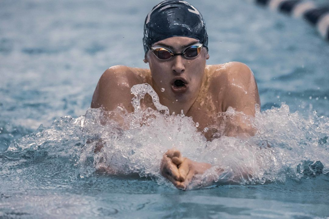 SSPC: Top-20 Ranked Recruit Matt Fallon Explains 1:52 200 Breast in Belton, TX