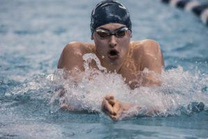 Matthew Fallon Swims #7 Time in 17-18 200 Yard Breaststroke History in Texas