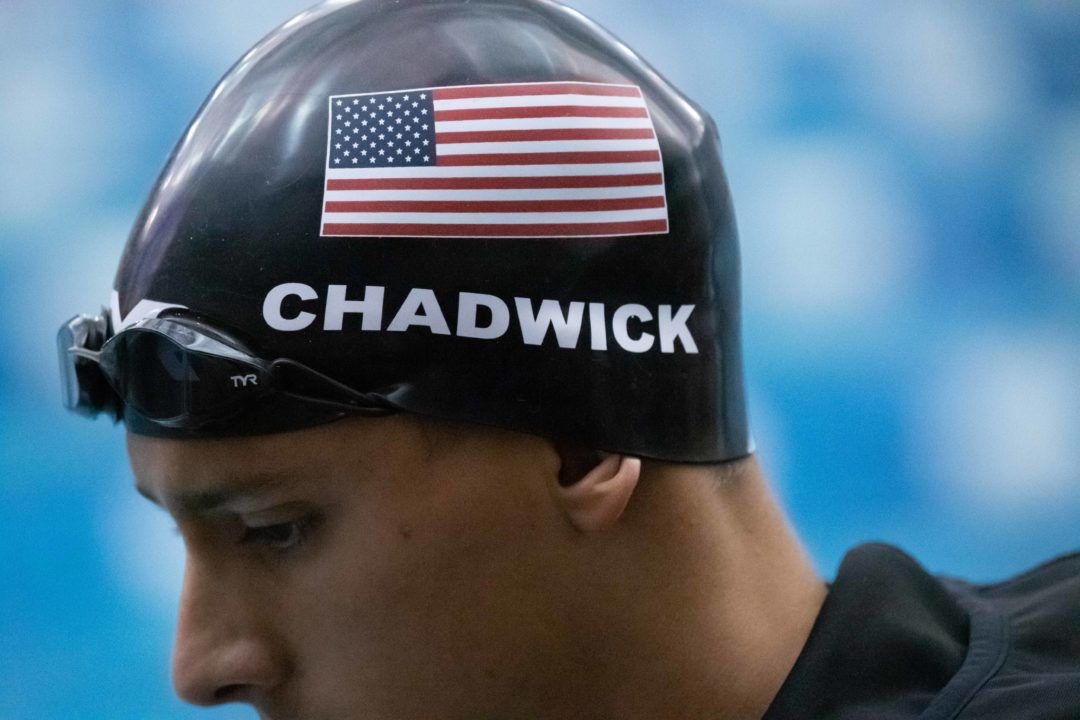 American Men Smash 4×50 Free Relay World Record In 1:21.80
