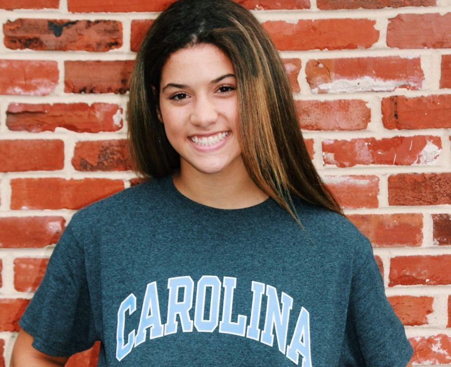 2x PIAA State Champ Diver Paige Burrell Verbally Commits to UNC