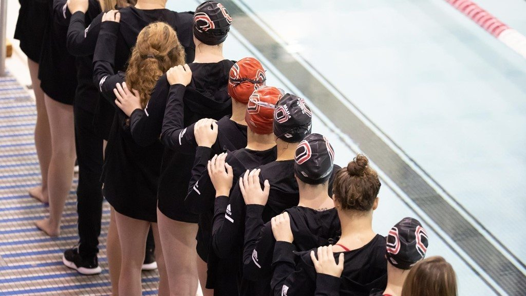 Grete Baker Leads Omaha Past WIU for First Dual Win