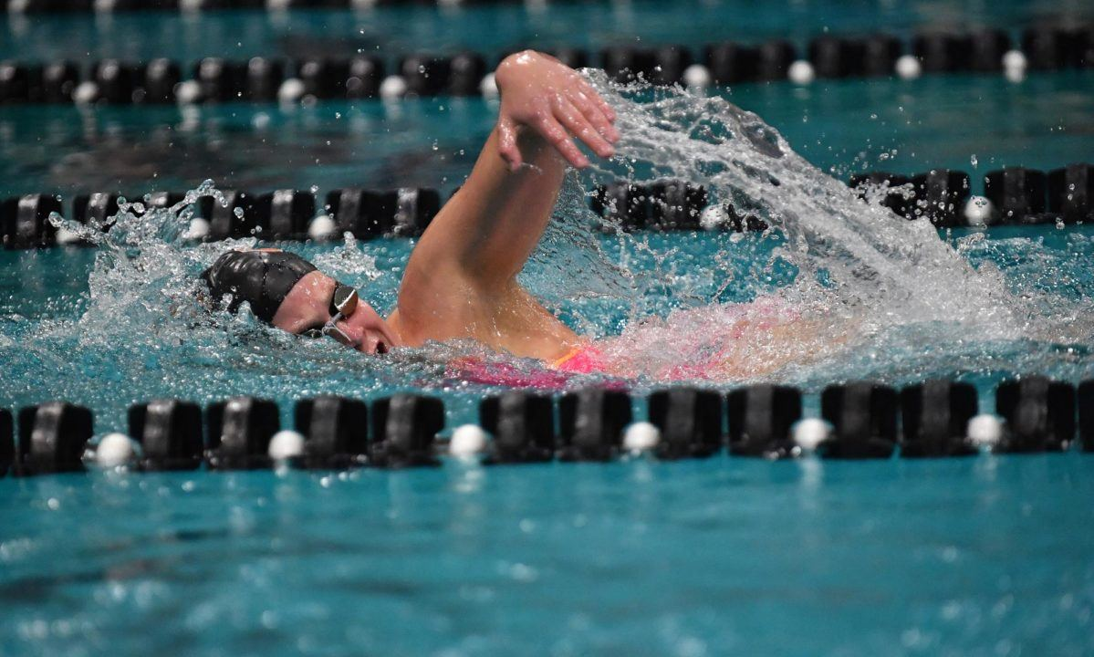 Oregon State to Cut Swimming Program