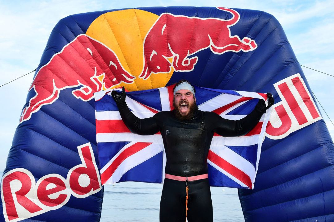 Adventurer Ross Edgley Completes 5-Month Swim Around Great Britain