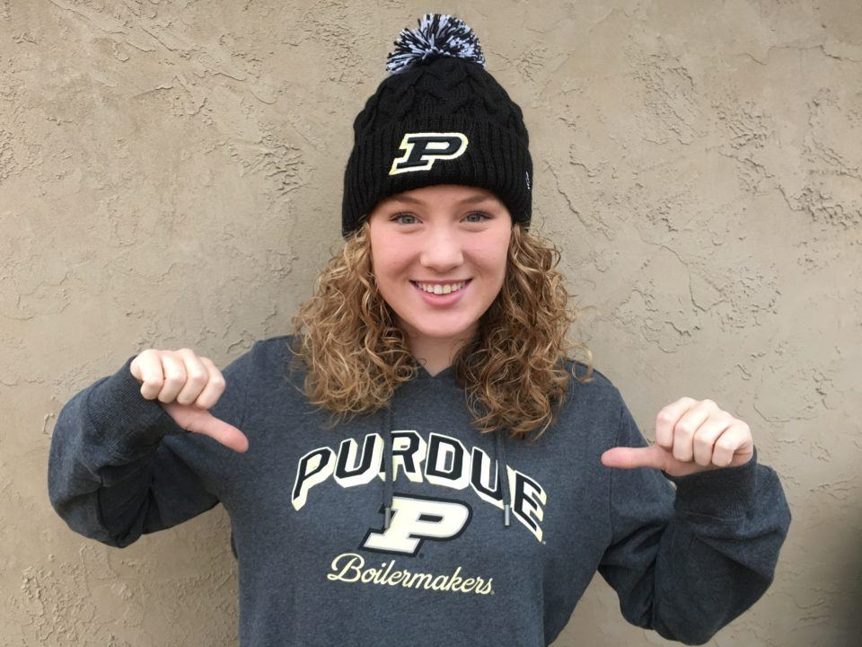 Purdue Reels In 2020 Verbal Commitment from 3x AR HS Champ Hayley Pike