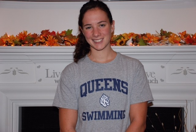 Mikaela Fullerton Commits to In-state Queens University of Charlotte