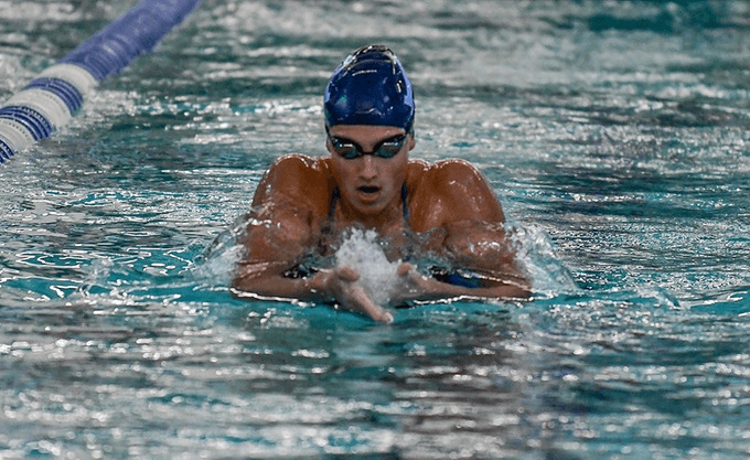 Rhode Island Women Win 11 Events to Post 155-102 Win Over Providence