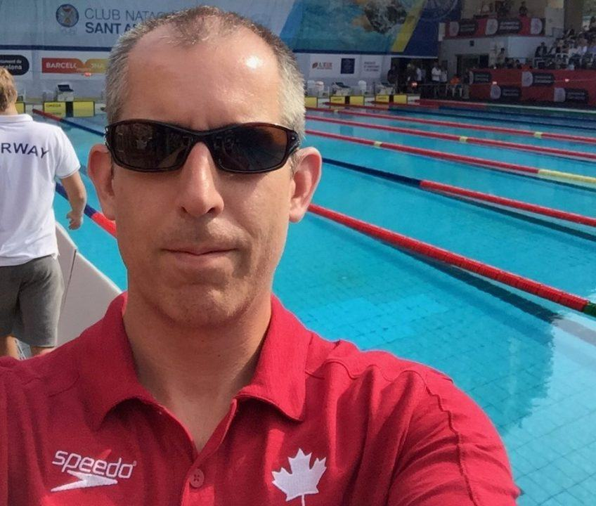 Swimming Canada Names Rob Pettifer as Head Coach for 2019 Pan Am Games