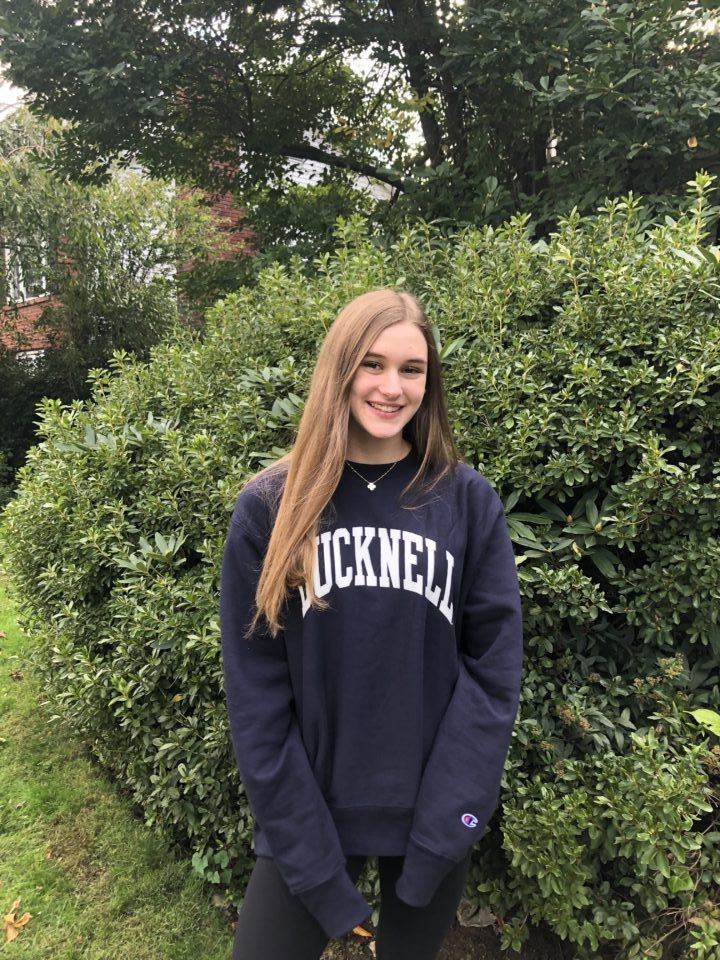 Badger Swim Club's Sabrina Vumbacco Sends Verbal to Bucknell
