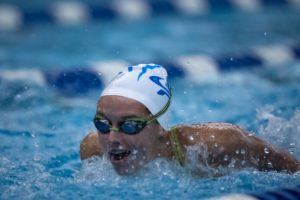 Sara Stotler Swims New Trials Standard at Split-Site Southern Sectionals