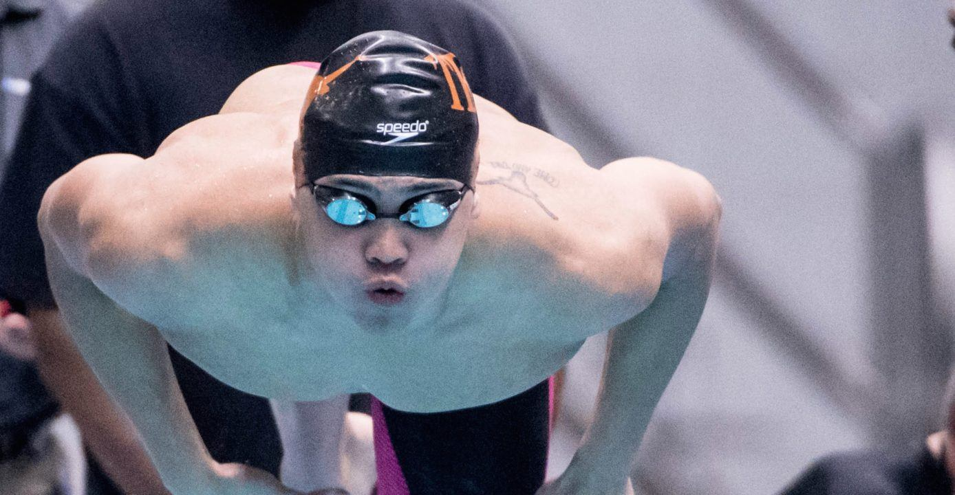 Schooling Notches 2:00.23 In 200 IM World Cup Series Debut