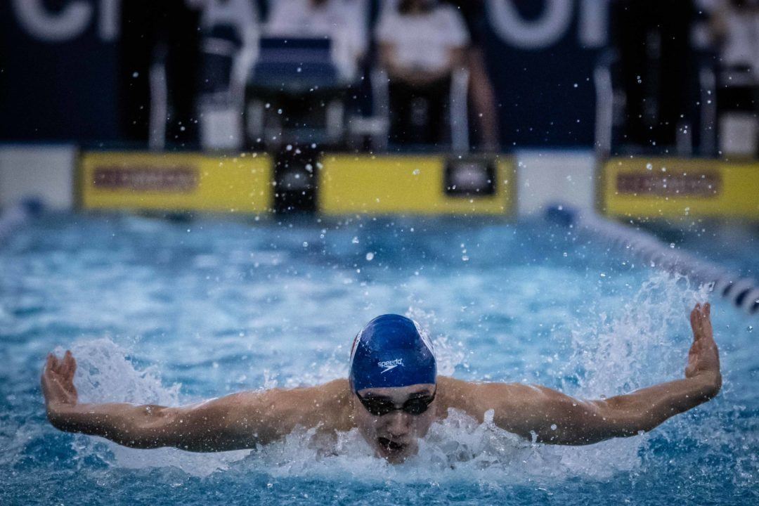 LIVE RECAP: Sean Conway Breaks UVA Pool Record in Season-Opening Intrasquad