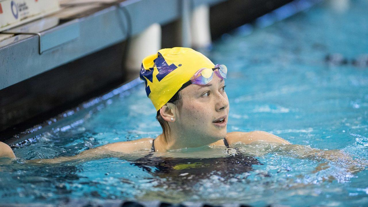 WATCH: Should Siobhan Haughey Have Been DQed in the 200 IM at NCAAs?
