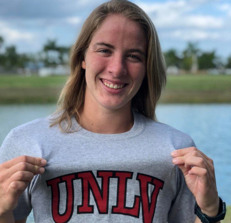 6x NJCAA Champ Camryn Wheals Commits to UNLV