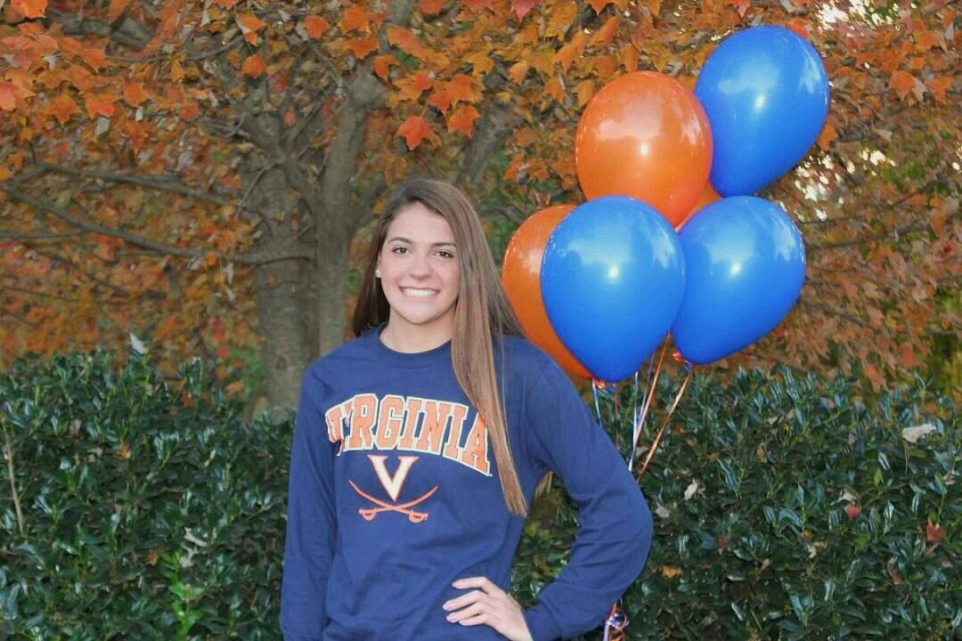 #20 Abby Harter Verbally Commits to Virginia for 2020-21
