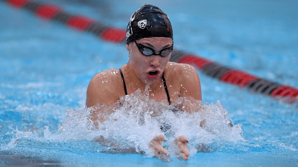 9 Washington State Swimmers Post Season Bests In Win Over NAU