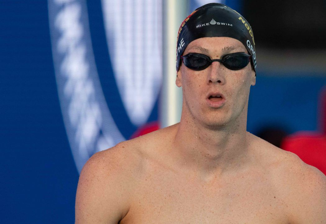 Zane Grothe Improves on Worlds 1500 Performance by 25 Seconds at U.S. Nationals