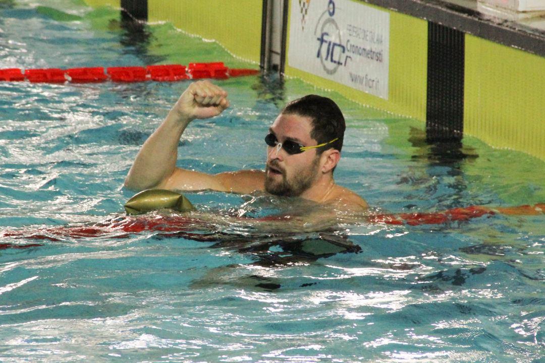 27-Year-Old Veteran Marco Orsi Clocks 100 IM Italian National Record