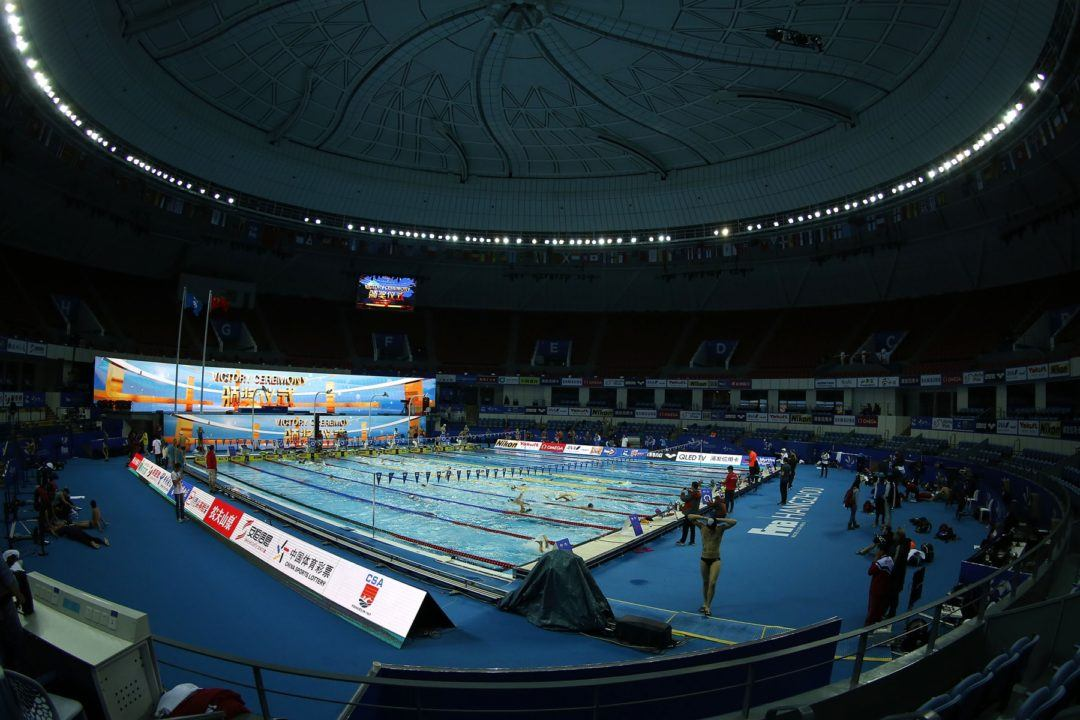 FINA SC World Championships: Indian Swimmers Ki Performance Report