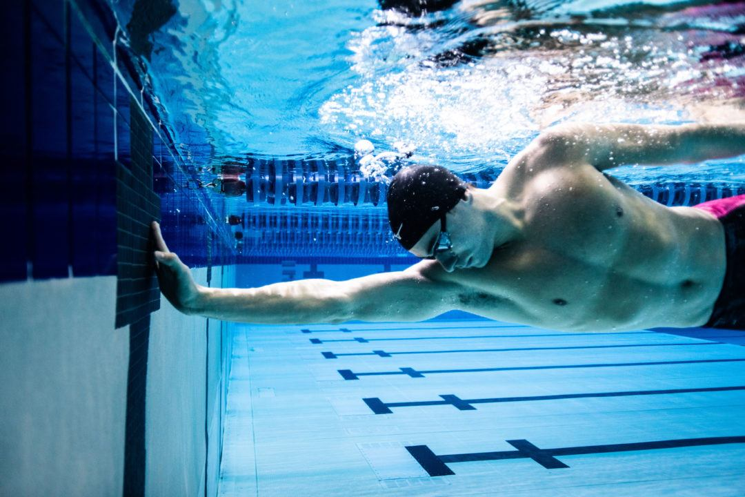 Mizuno Signs American Olympic Medalist Blake Pieroni