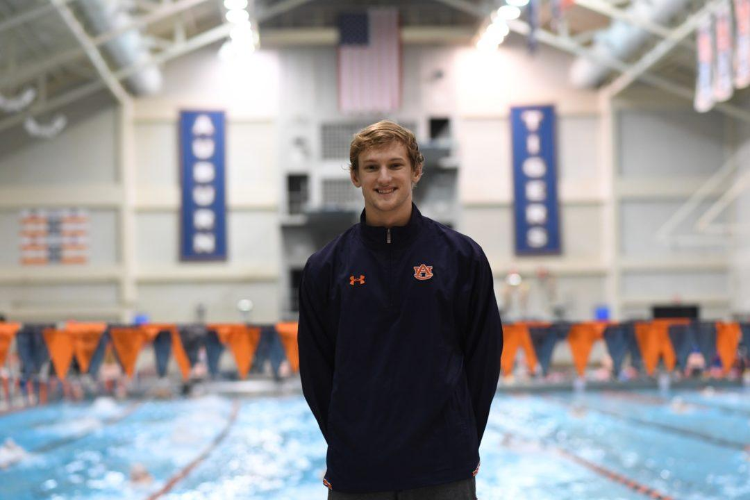 Cole Bruns Decommits from South Carolina; Recommits to Auburn