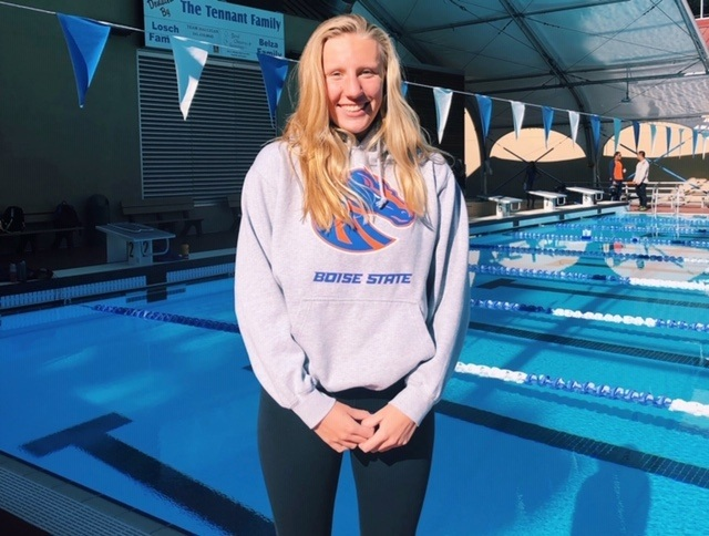2x Oregon 5A State Champ Emma Brady Commits to Boise State
