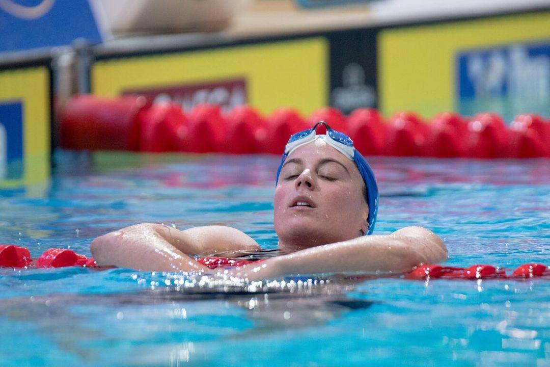 Charlotte Bonnet Will be in Gwangju, But No French 800 Free Relay