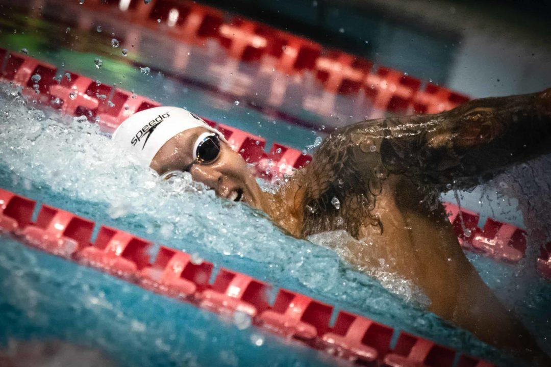 Day 3 Relay Lineups: Dressel To Anchor Mixed Medley