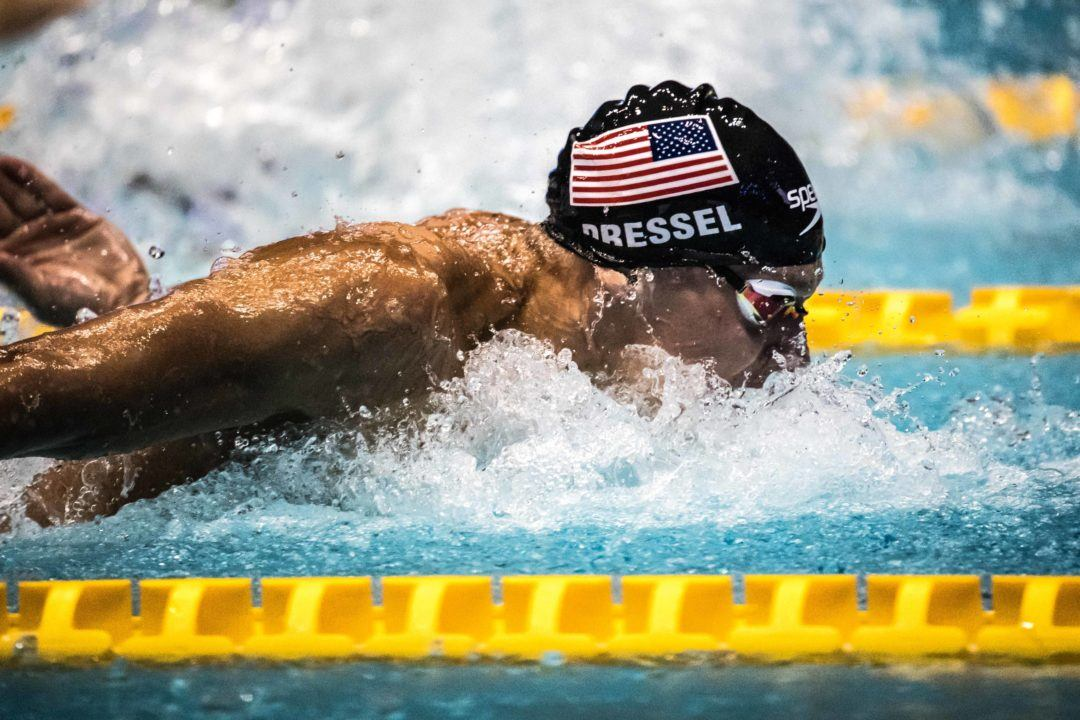 WATCH: Caeleb Dressel & Chase Kalisz Swim 1:56s in the 200 Fly