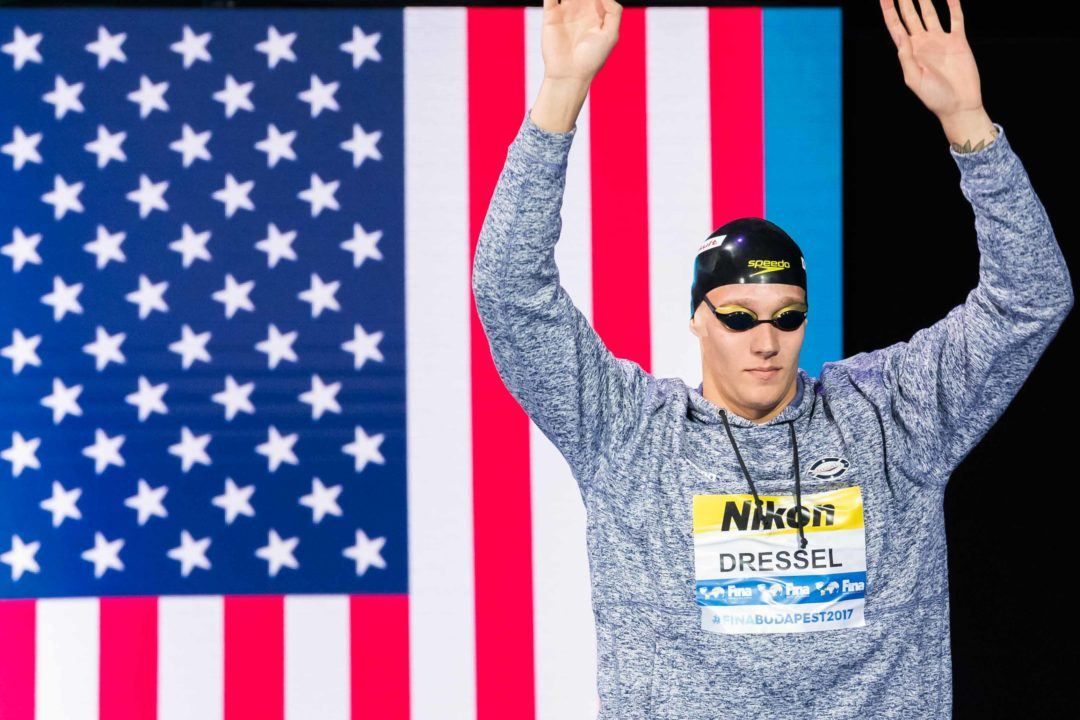 27 New Rules to Be Voted on at 2019 USA Swimming House of Delegates