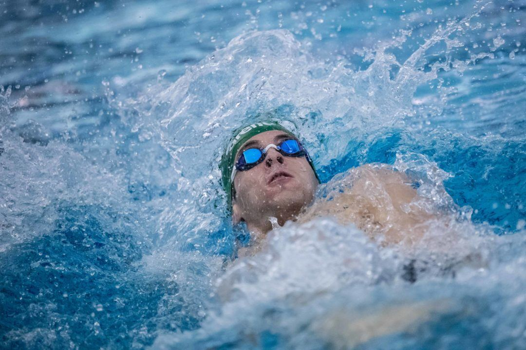 South African Olympian Christopher Reid to Join NC State Post-Grad Group