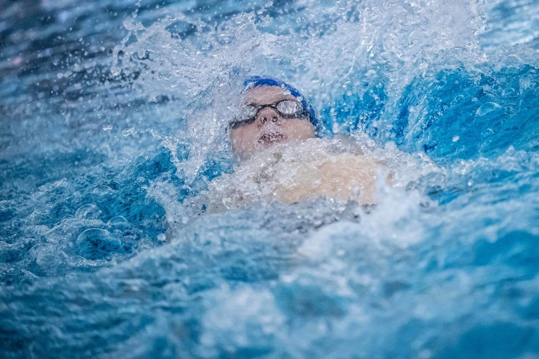 Cole Pratt Negative Splits 55.8 100 Back On Day 2 Of Canadian Championships
