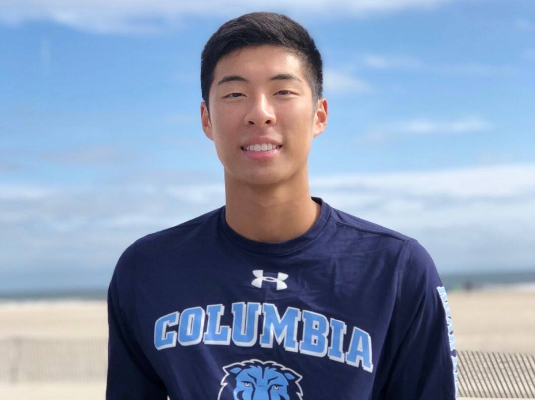 NY State Record-holder Michael Chang Commits to Columbia