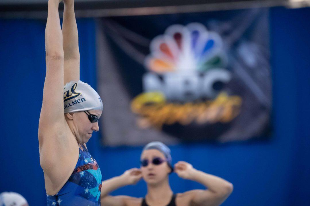 Swimming's TopTenTweets: Vollmer's on a Mission