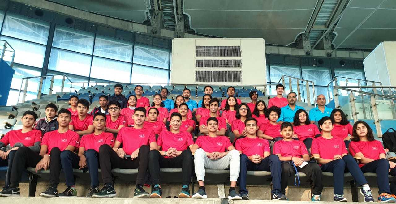 64th SGFI School Nations: Delhi Make It 3 in a Row
