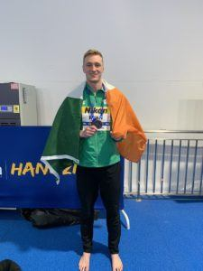 Shane Ryan Unofficially Cracks Two Irish Records In One Race (Video)