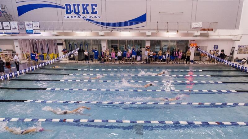 Duke Welcomes Georgia for Annual Pink Meet