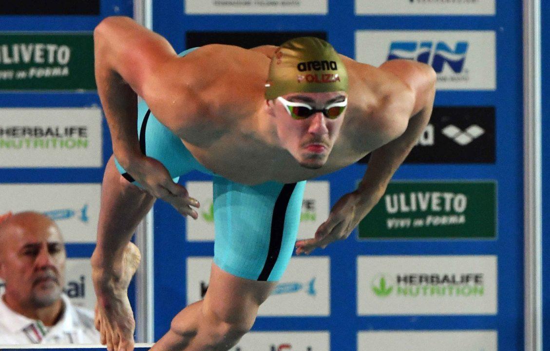 Nicolò Martinenghi Record Italiano E Pass Olimpico 100 Rana