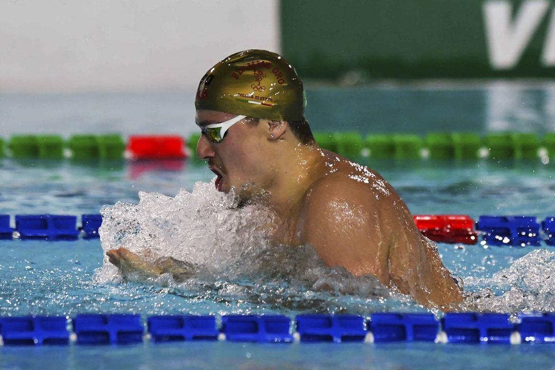 Campus Aquae 2019 E Trofeo Nicoletti. Il Fine Settimana Del Nuoto Italiano