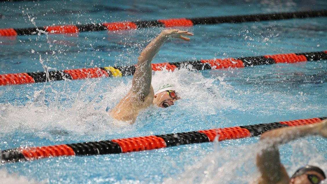 Dartmouth Wins All But Three Events in Sweep of Bates