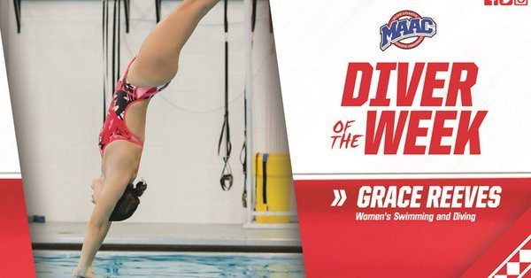 Marist's Reeves Named MAAC Diver of the Week