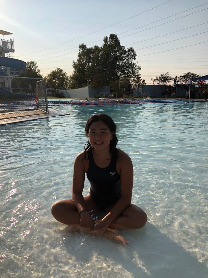 Kayla Han Breaks 10 & Under Record in 200 IM