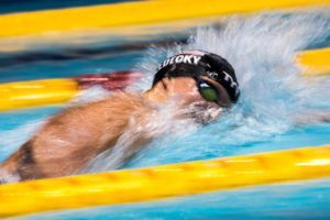 The Trials That Would Have Been: Ledecky's Debut In 400 Free On Day 2