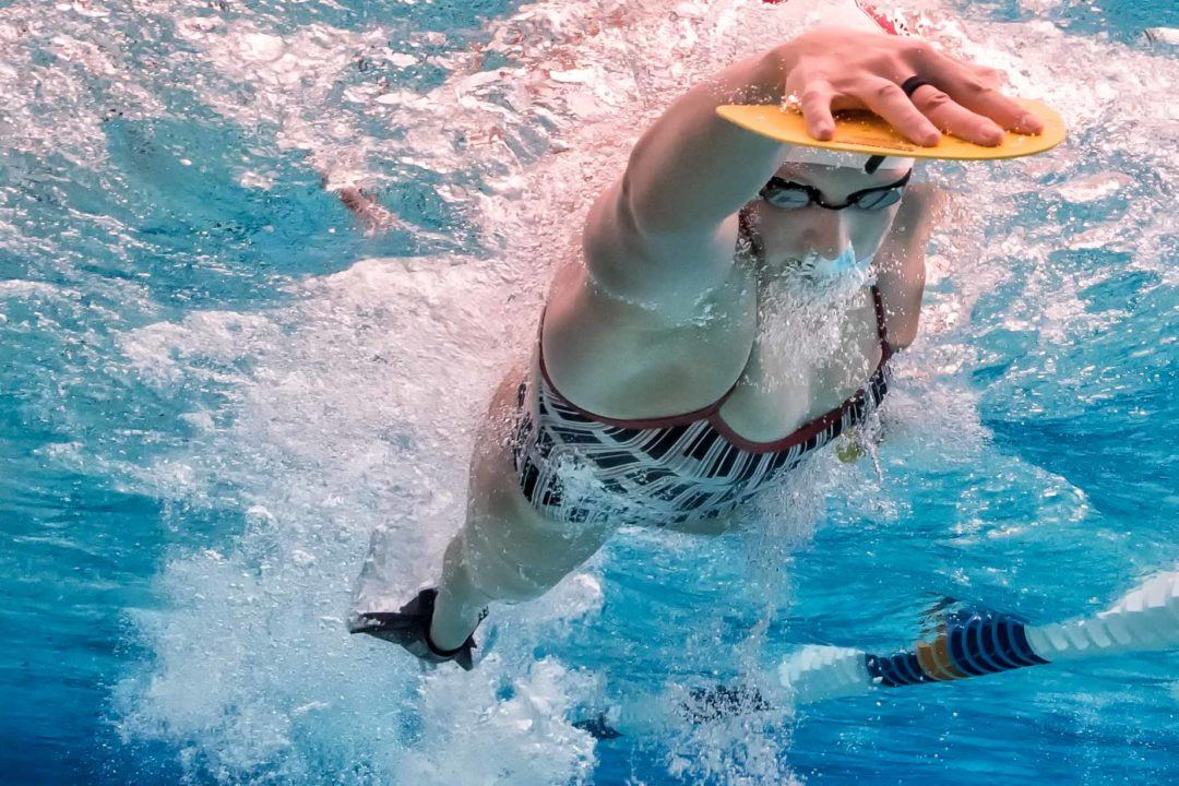 "Ledecky: ""You never really know, coming down from altitude, how you're going to feel"" (Video)"