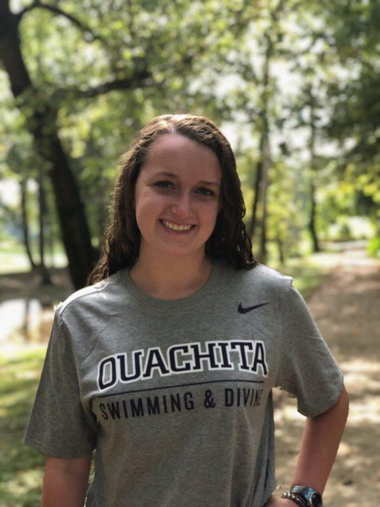 Lauren Gaharan Commits to Ouachita Baptist University